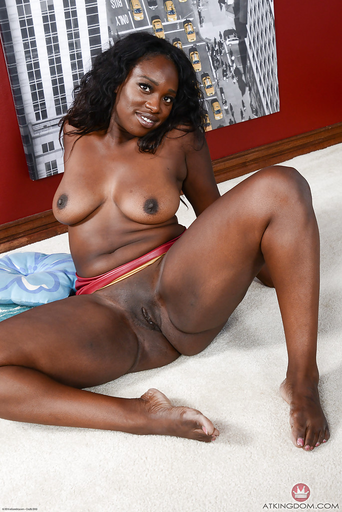 from Adam ebony girl playing with pussy