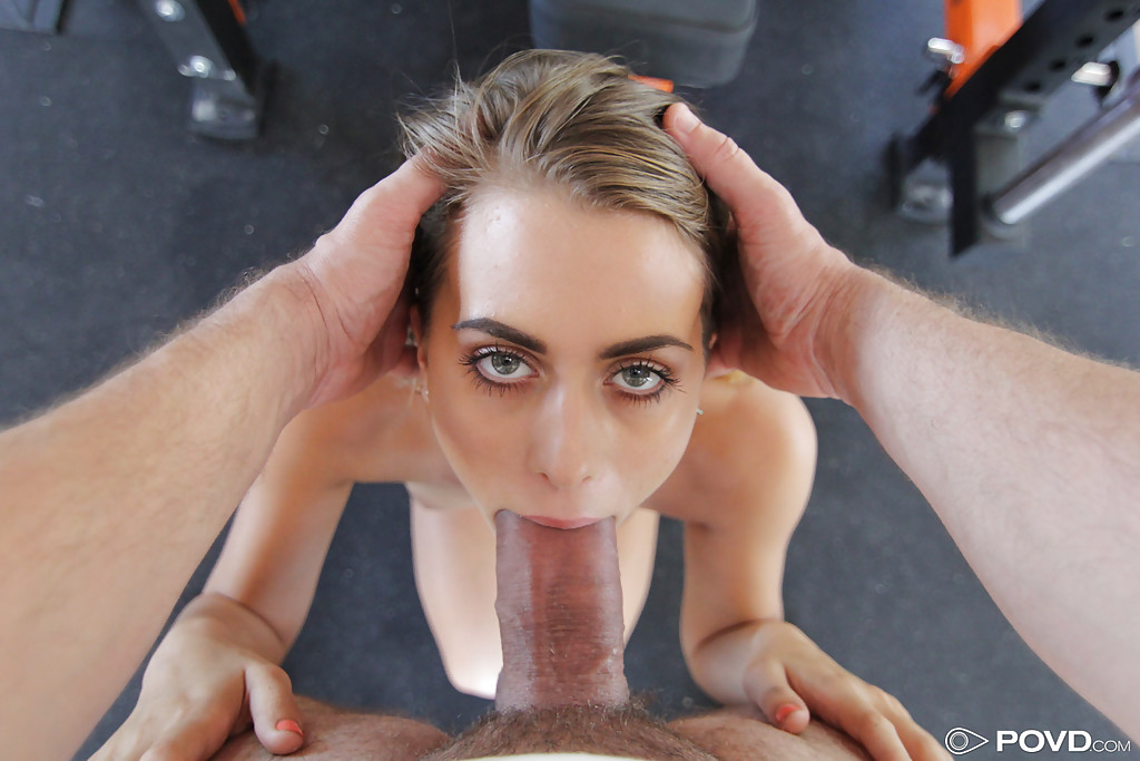 Slow Teasing Pov Blowjob