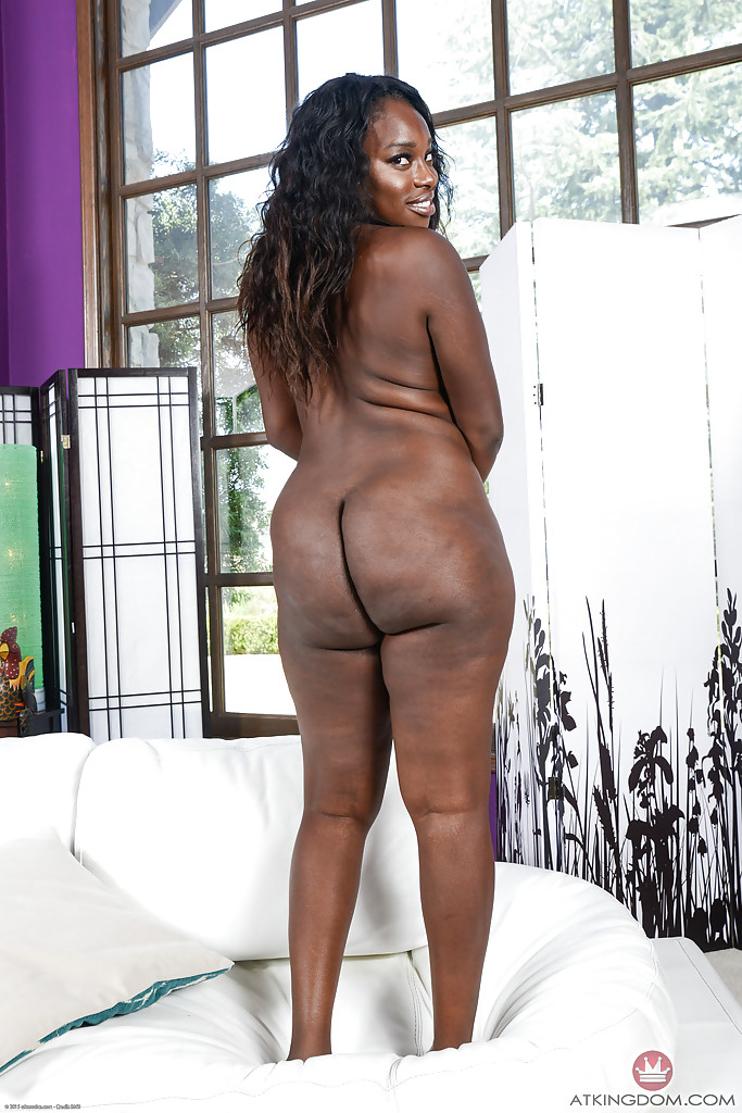 Black naked fatties — 3