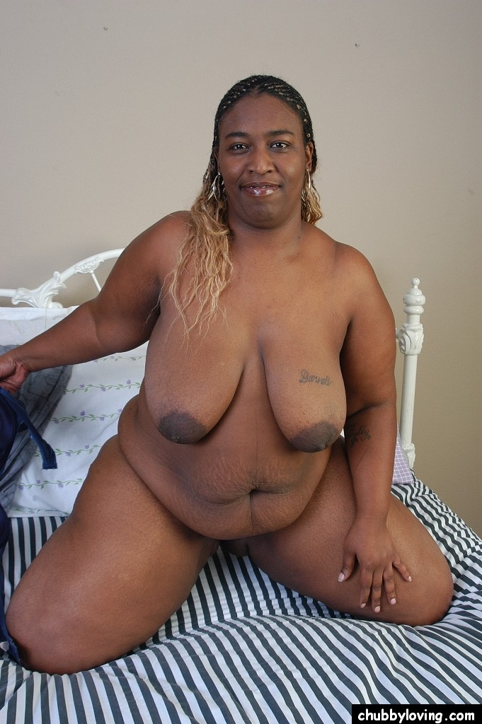 Fat nude black women