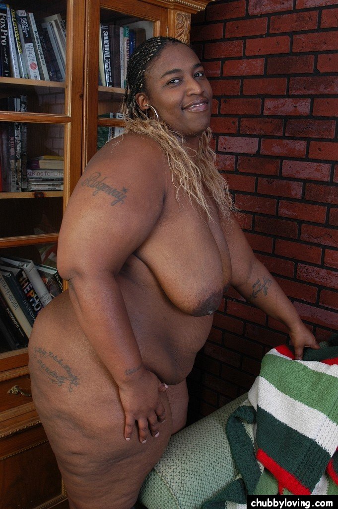 Black Chubby Women With Big Fat Tits