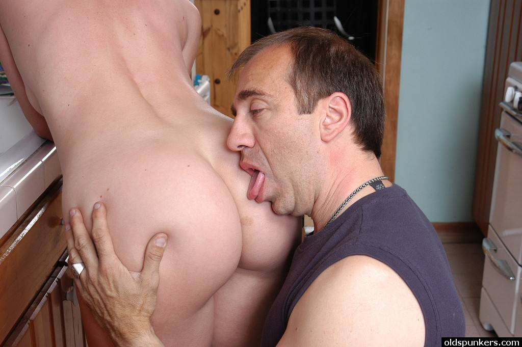 Huge dick black older gay man bodybuilder