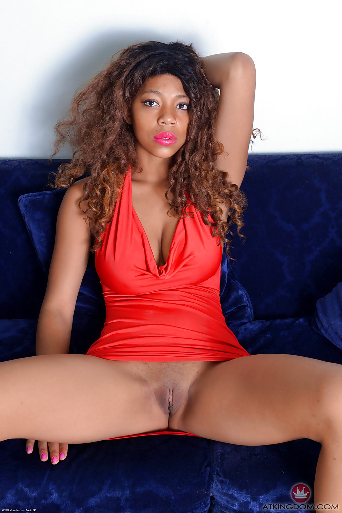 Ebony Women Solo Squirt