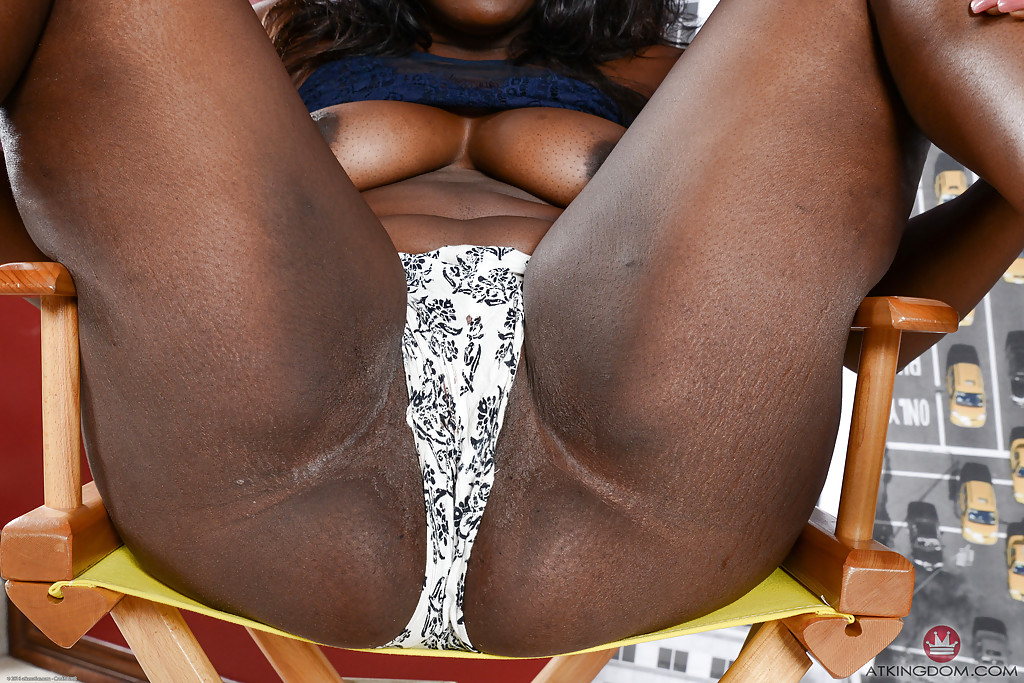 Ebony Black Fat Ass