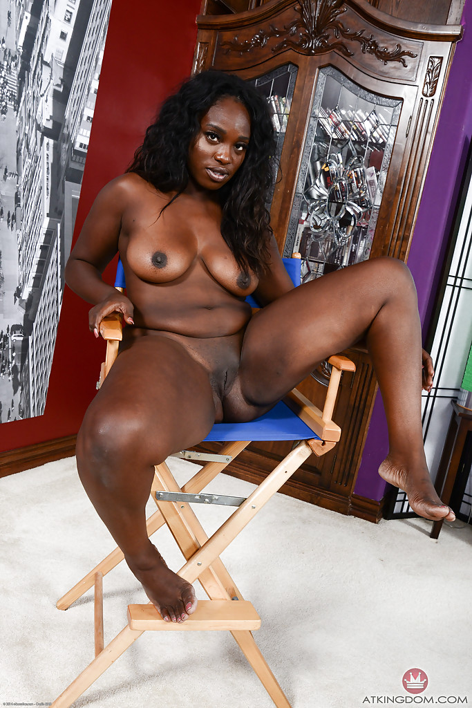 Big Ass Naked Black