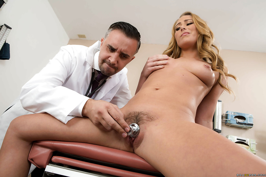 Doctor sex a lady by sensation