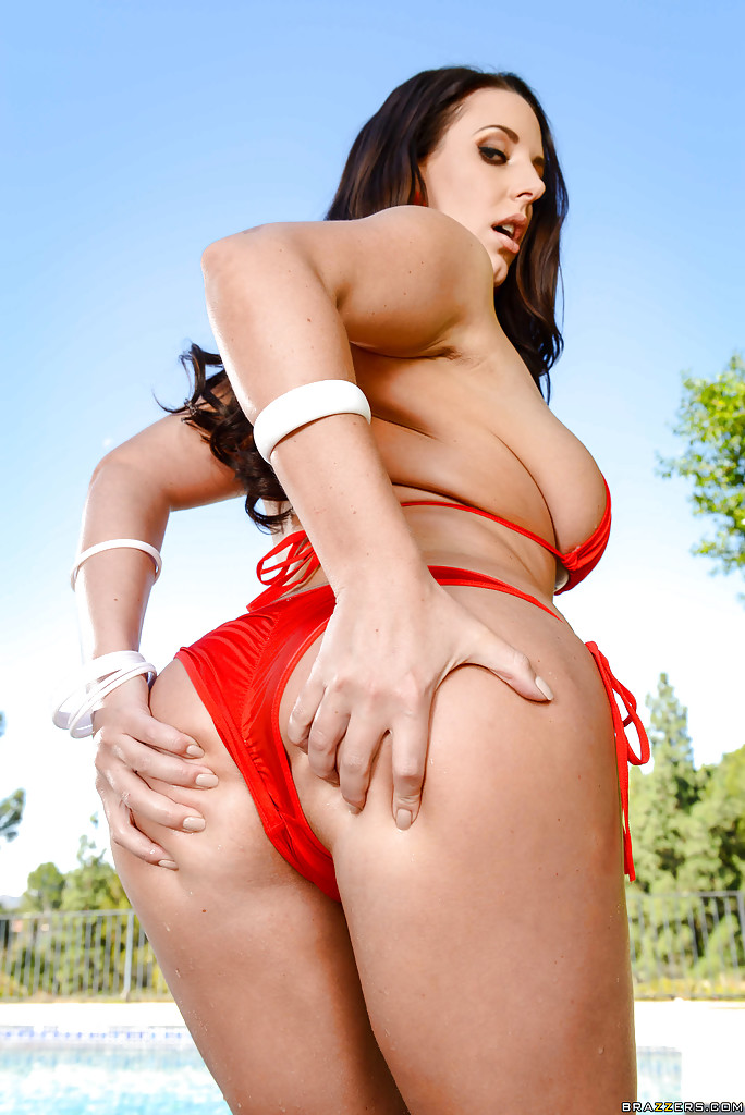Angela White Ass