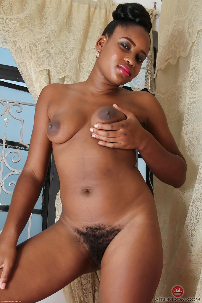 Free ebony nude video