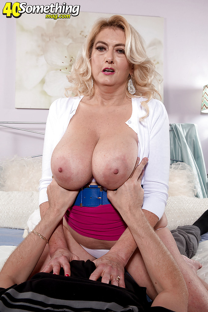 Small tits and milf