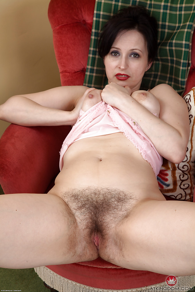 Can not brunette lady mature know