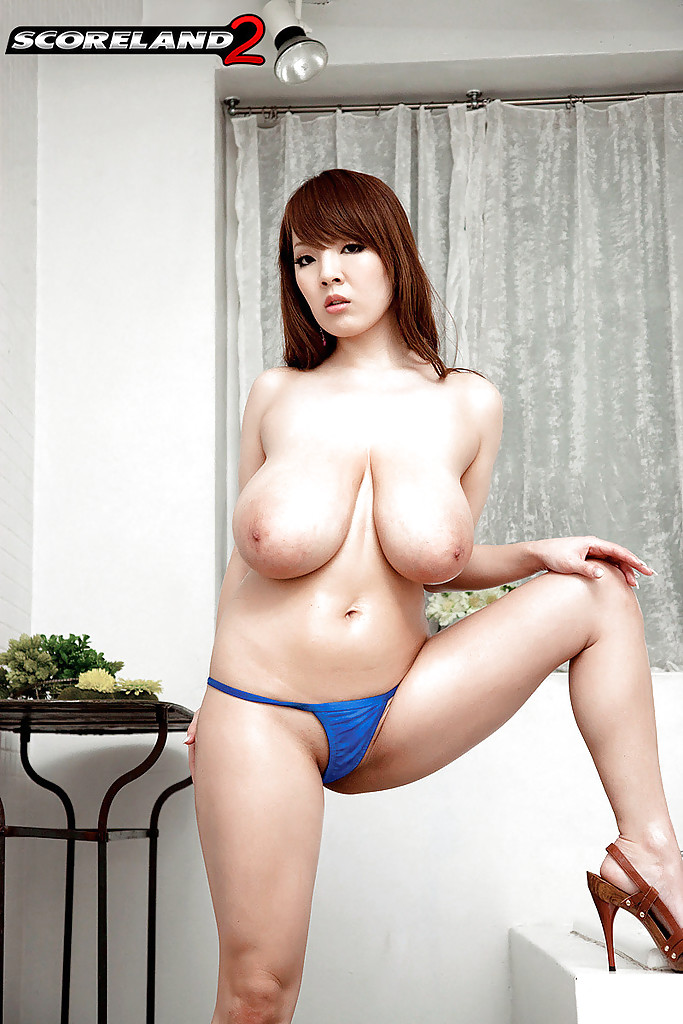 Nude oriental women with big tits