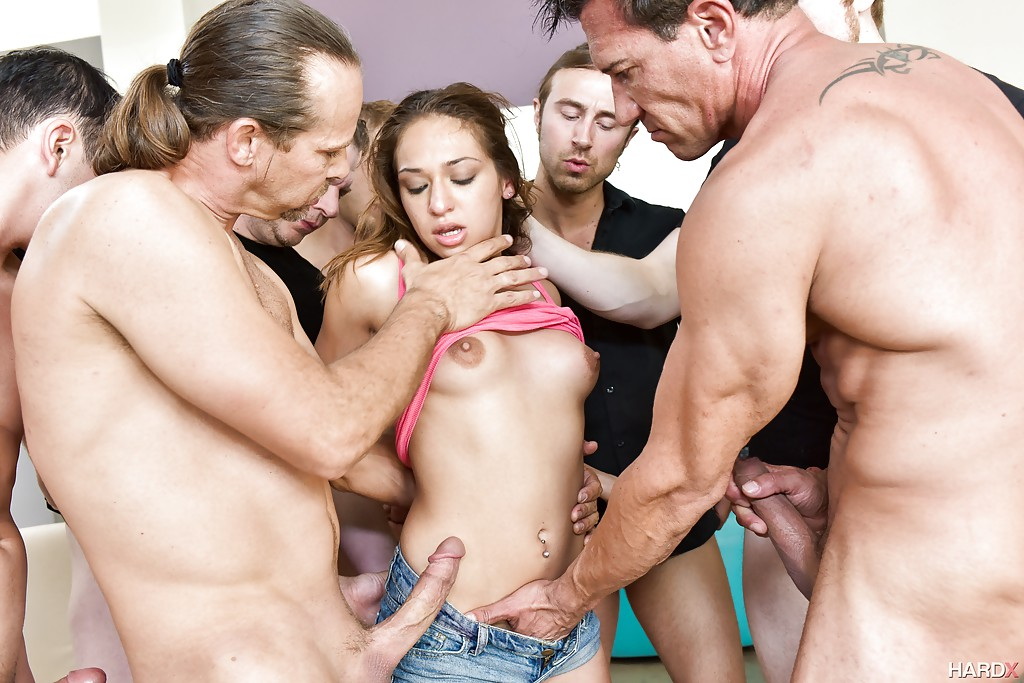 porn-men-on-one-girl