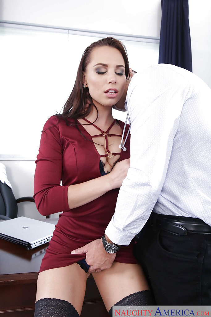 Porn office affair
