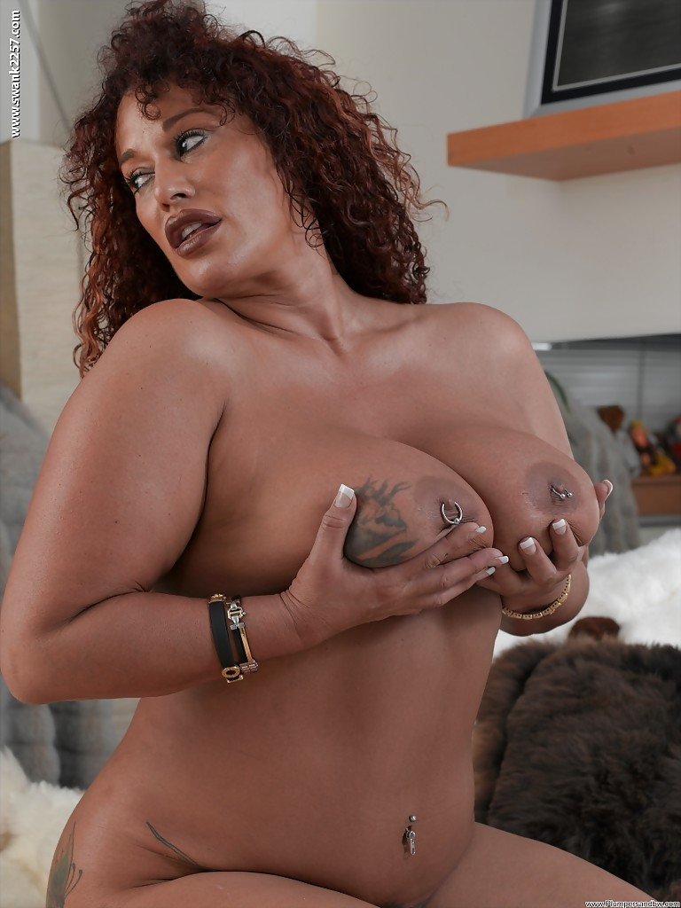 fat woman with dildo