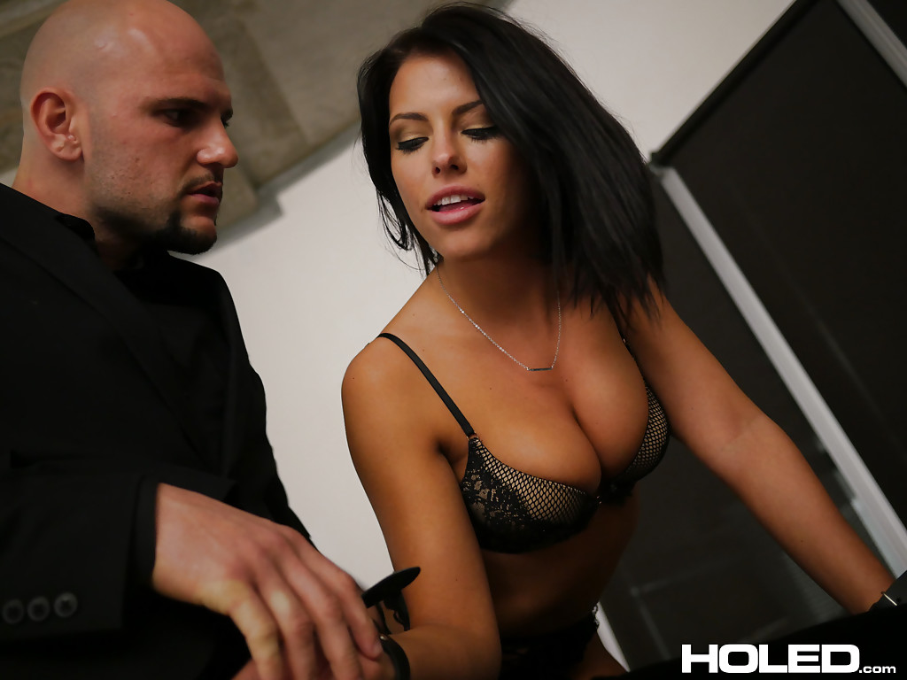 Strong anal sex with brunette adriana chechik during supreme hardcore
