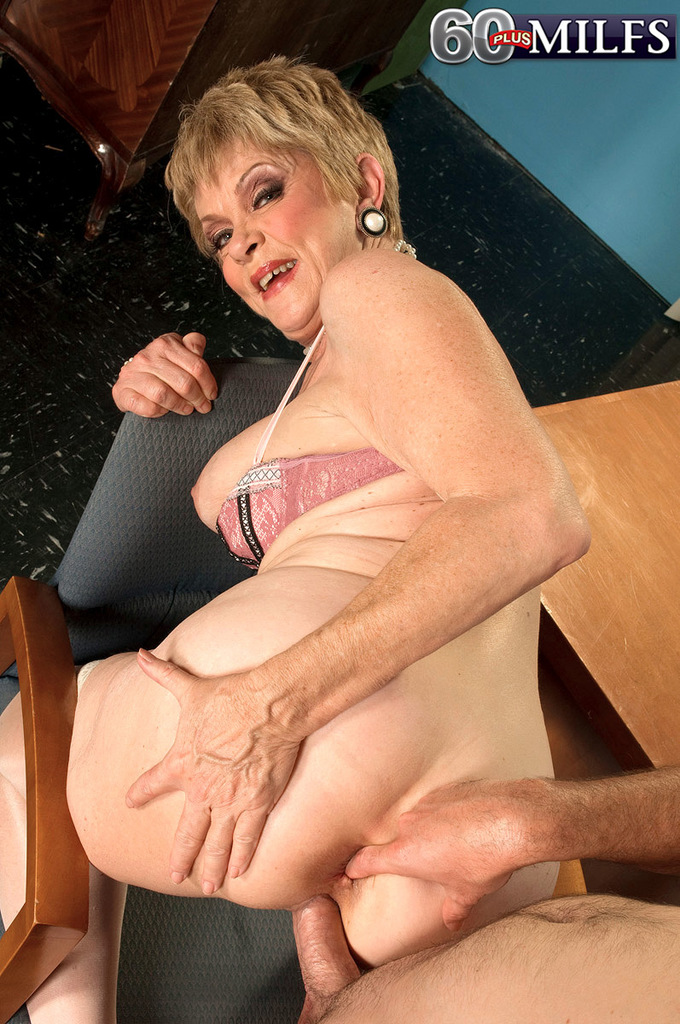 40 year old cougar loves young cock - 1 part 6