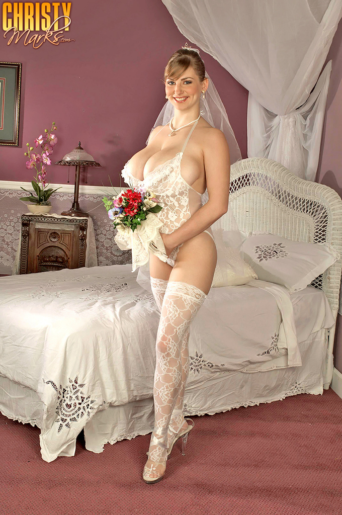 slutty dress wedding tits Big