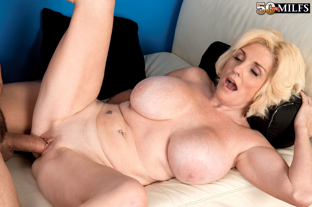 From Nice Big Blonde Mature Sex Sweext 1
