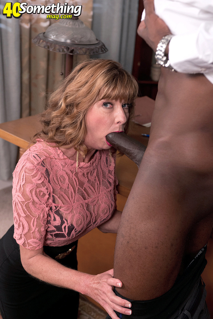 Black Mature Sucking Dick Car