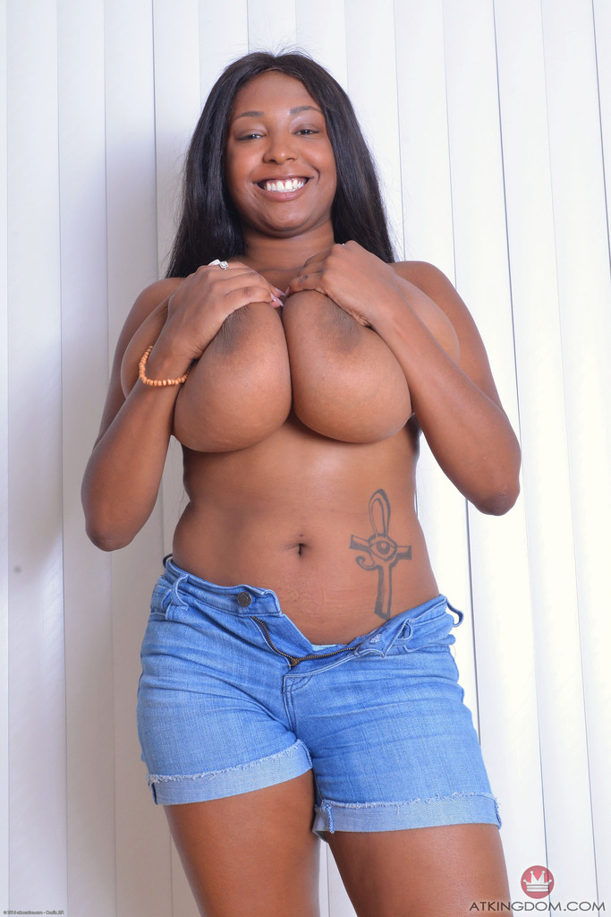 Ebony Big Ass Tits