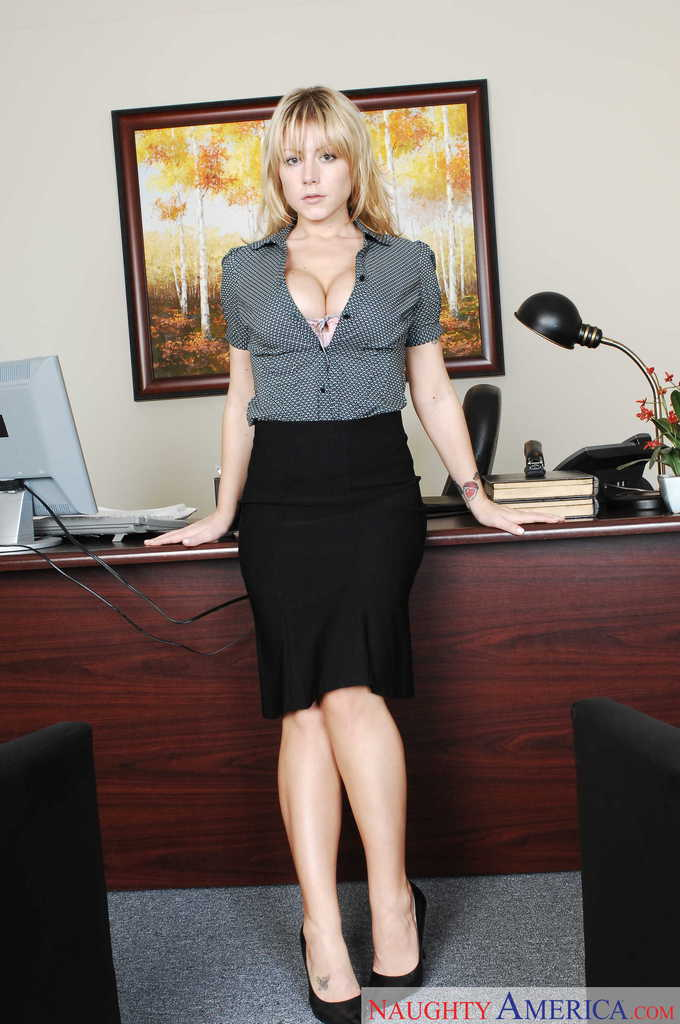 The office milf