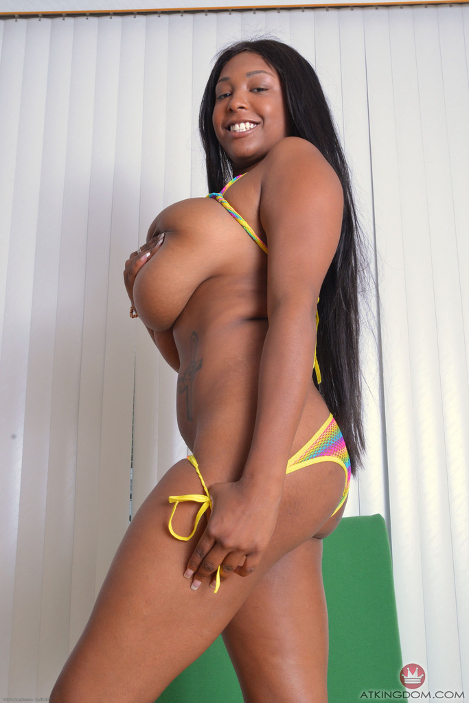 Improbable. big huge ebony boob join