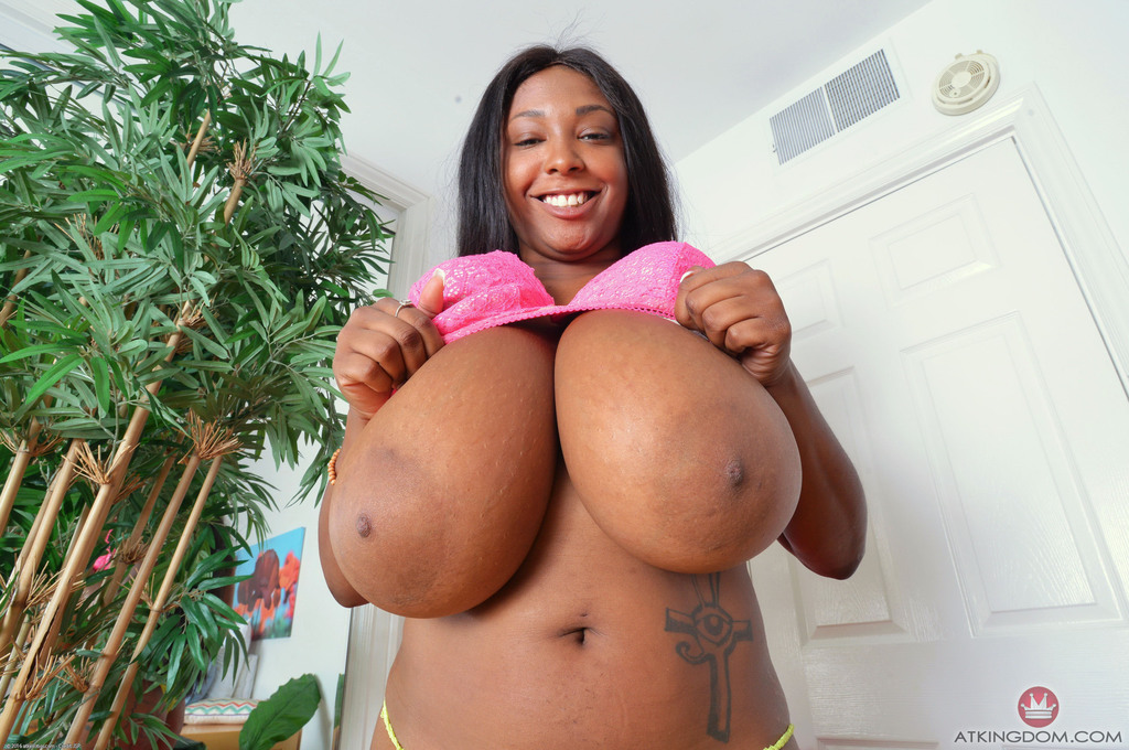 Kaleb recommend best of monster boobs black oiled