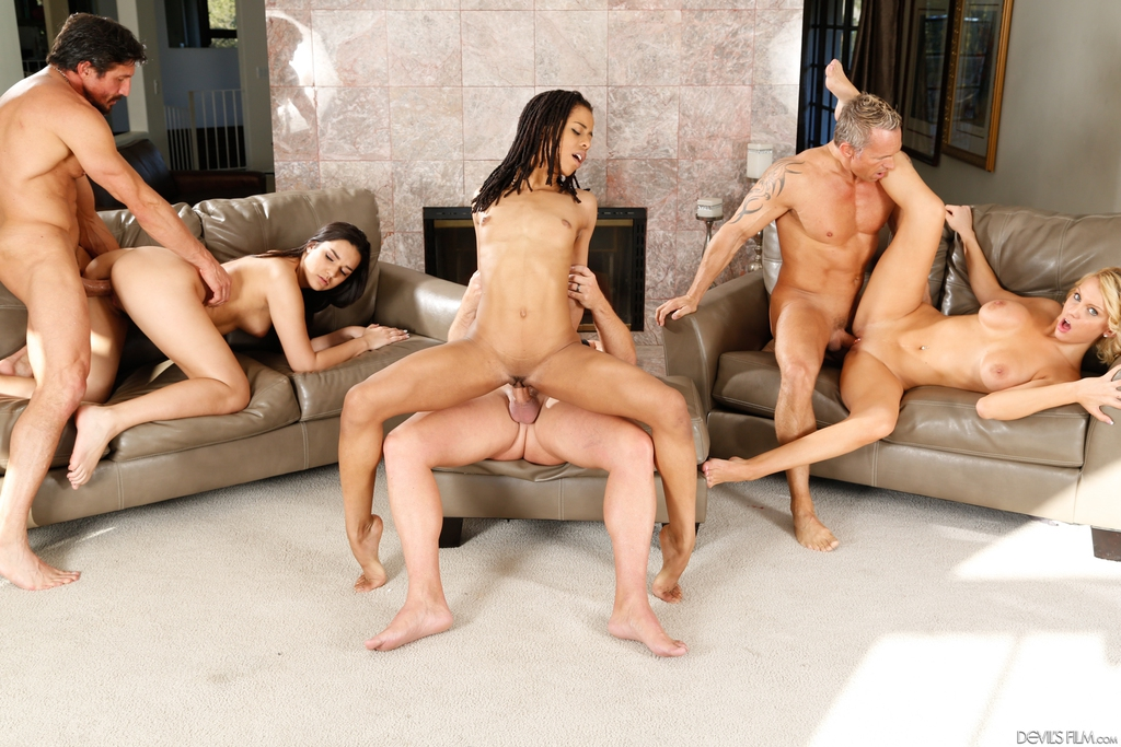 Free college orgy movies