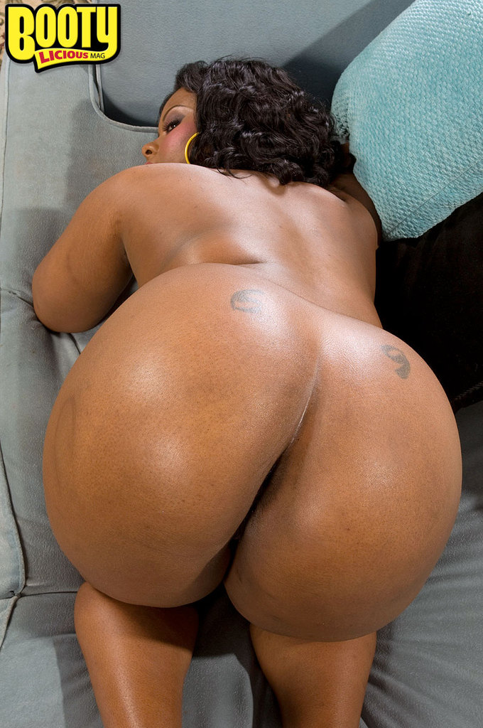 Big Ass Ebony Girlfriend