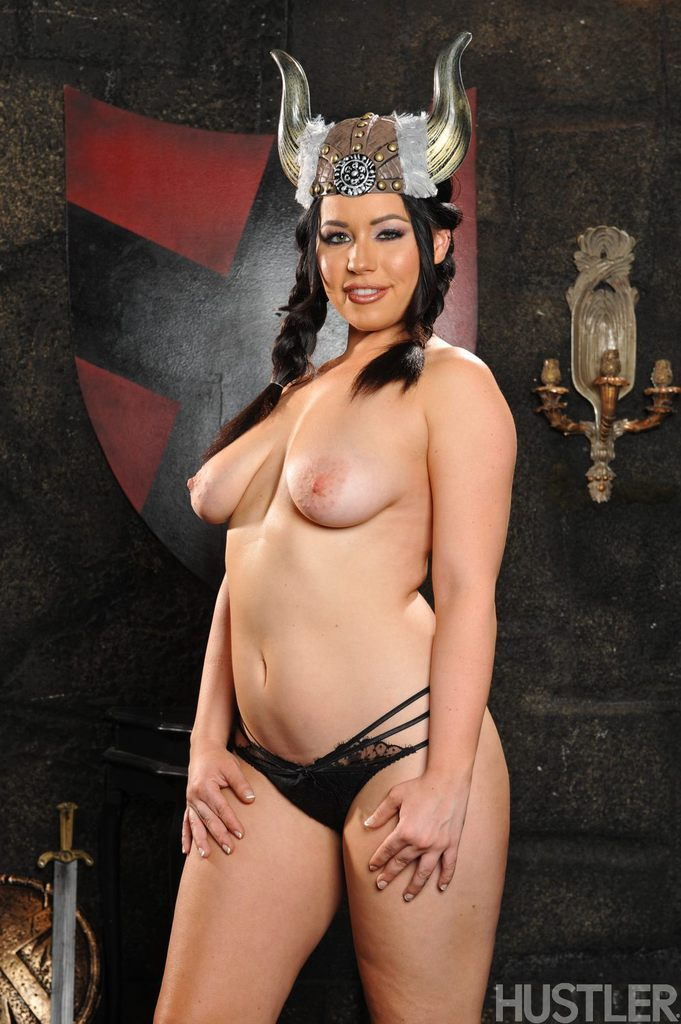Images - Busty beauty strips