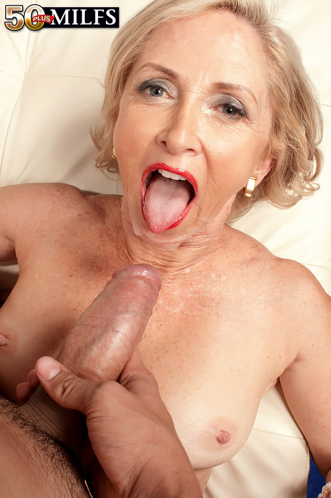 65 year old deepthroat whore - 3 part 10