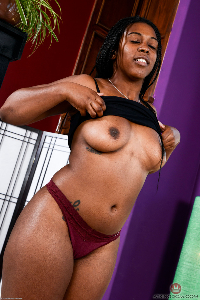 Was Ebony fully naked boobs amusing question