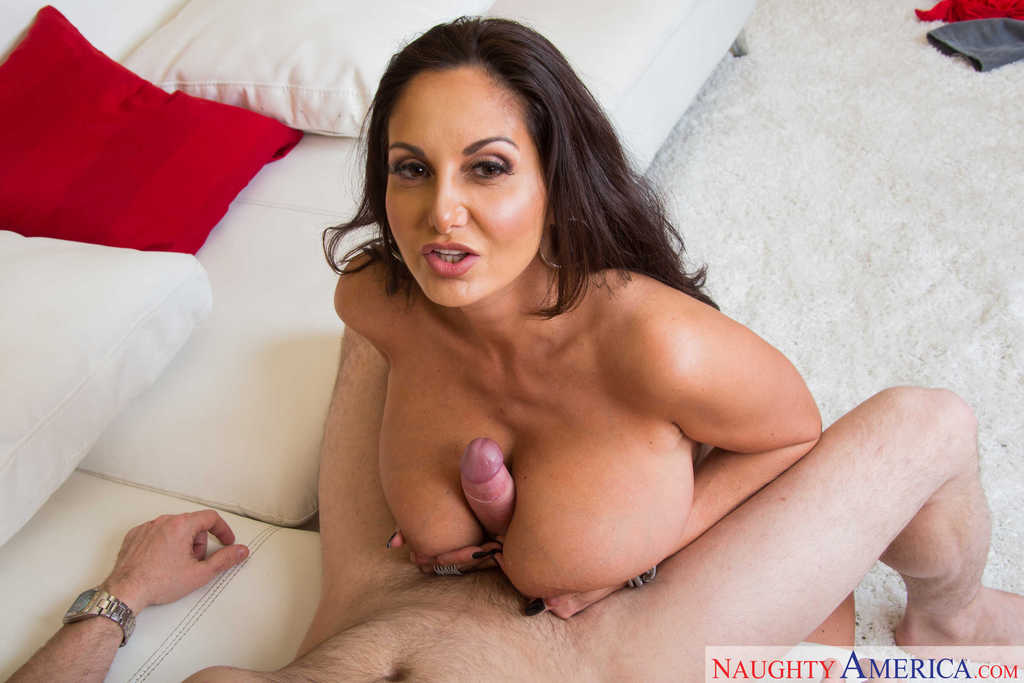 Ava addams seduced by cougar matchless message