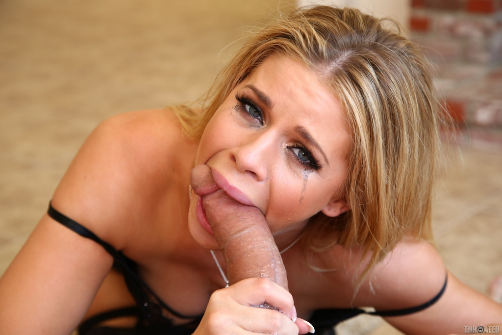 Fill her mouth with cum