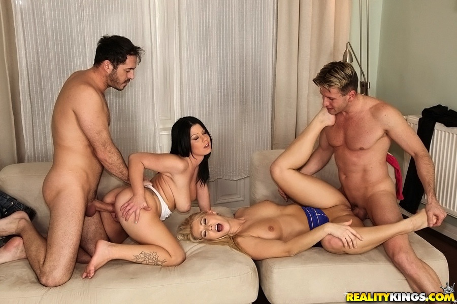 open group sex