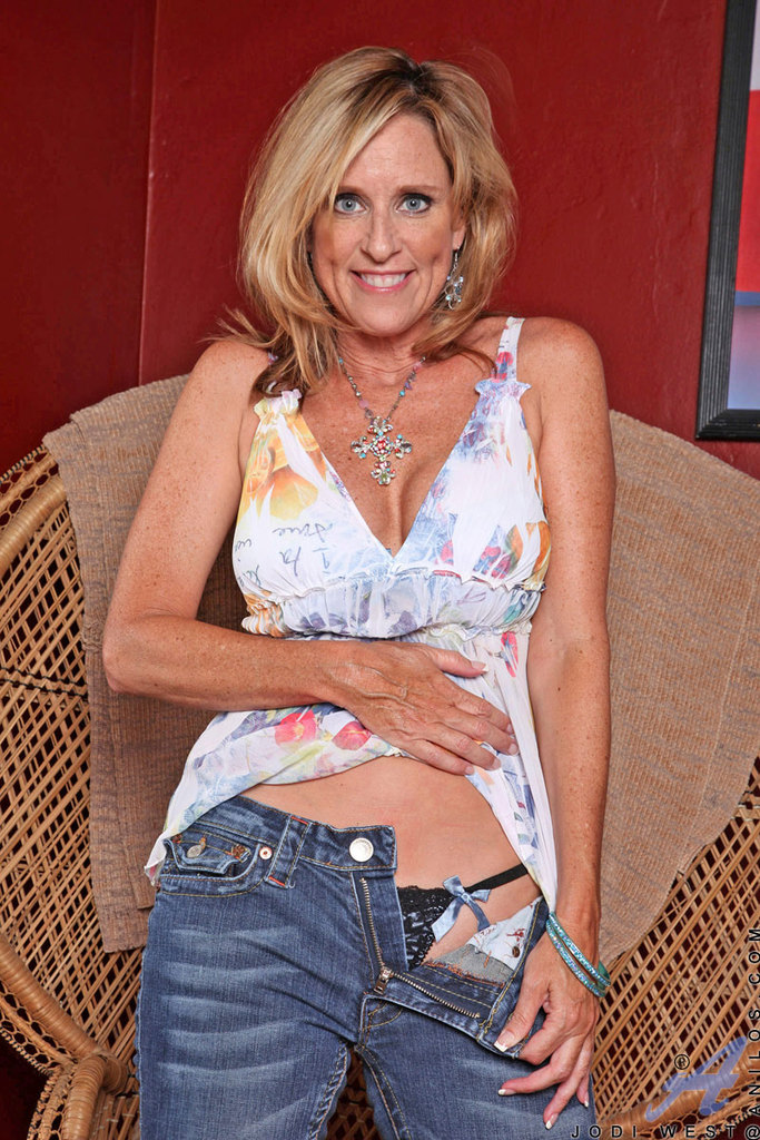 Sexy mature housewife Jodi West slides off blue jeans for solo diddle porn photo #324948762 | Anilos Mature Women, Jodi West, Ass, Big Tits, Blonde, Clothed, Dildo, High Heels, Jeans, Legs, Masturbation, Mature, Panties, Pussy, Shaved, Spreading, mobile porn