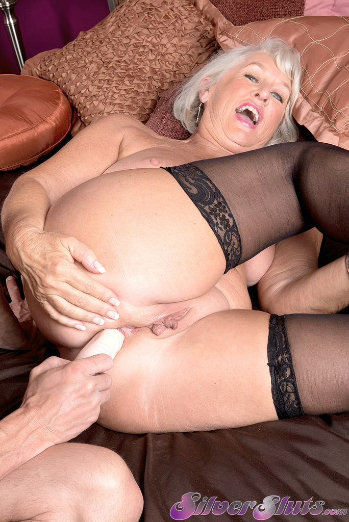 Lingerie anal grannies students
