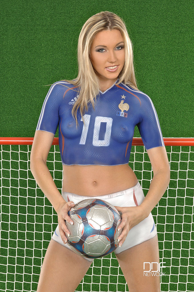 soccer player pussy
