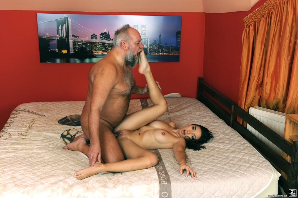 latina-girl-fucking-old-man