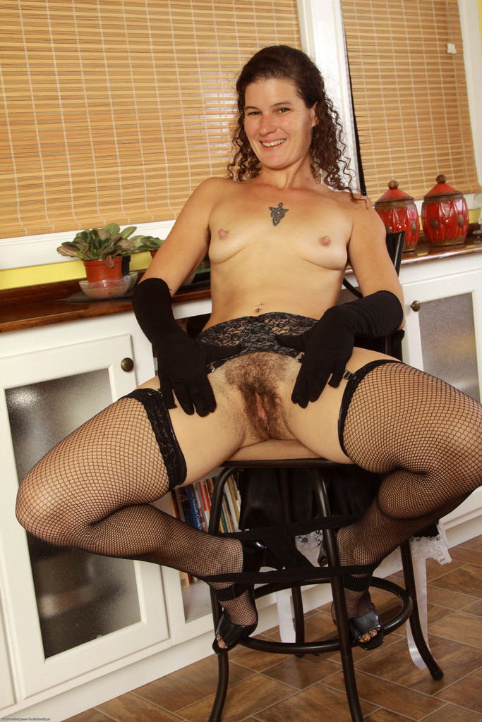 Asstr maid hairy