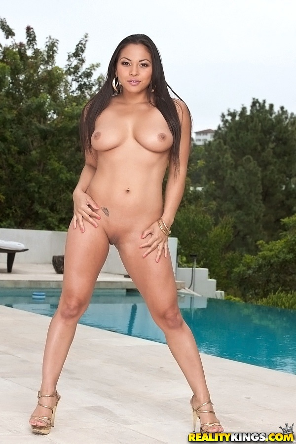 Can mean? adrianna luna nude