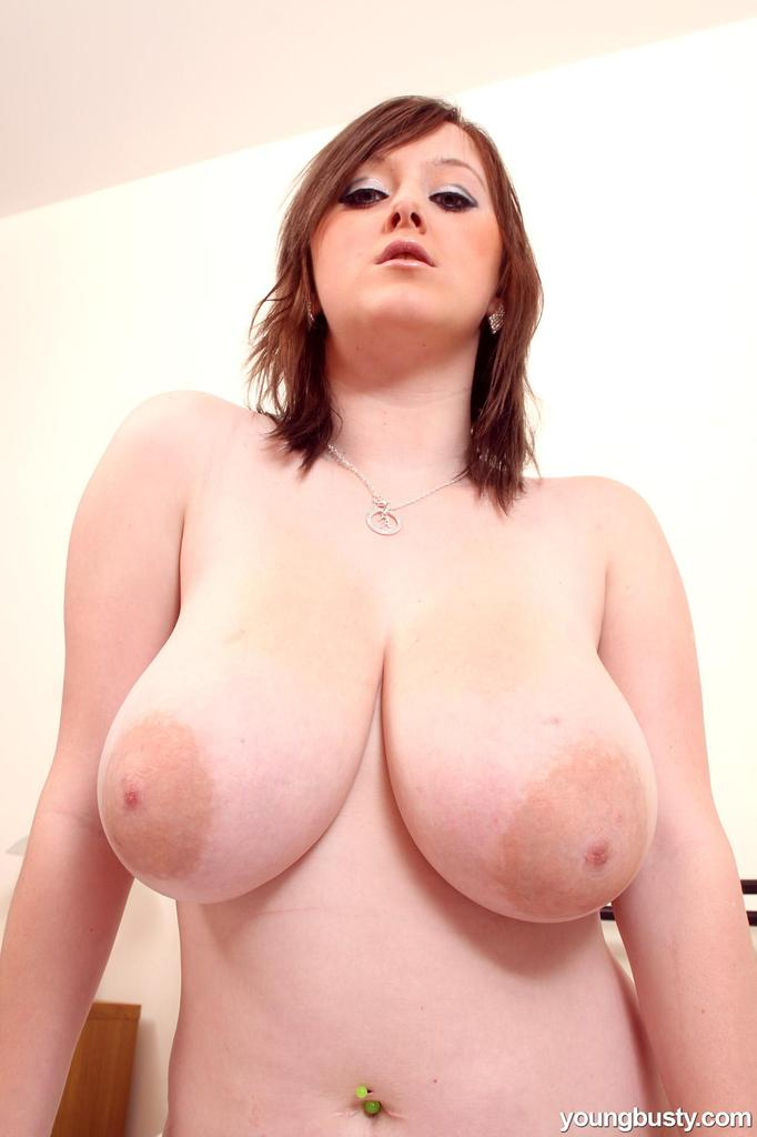 Thick boobs huge