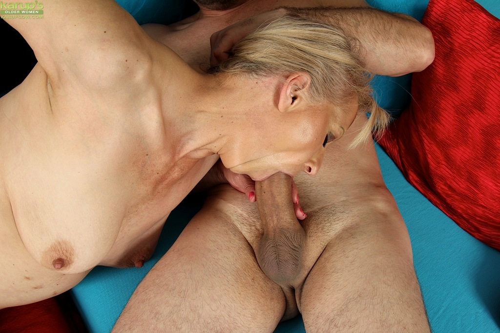 sex woman oral Hairy mature