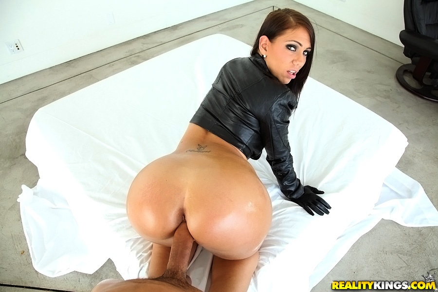 She's full big butt latex well that's