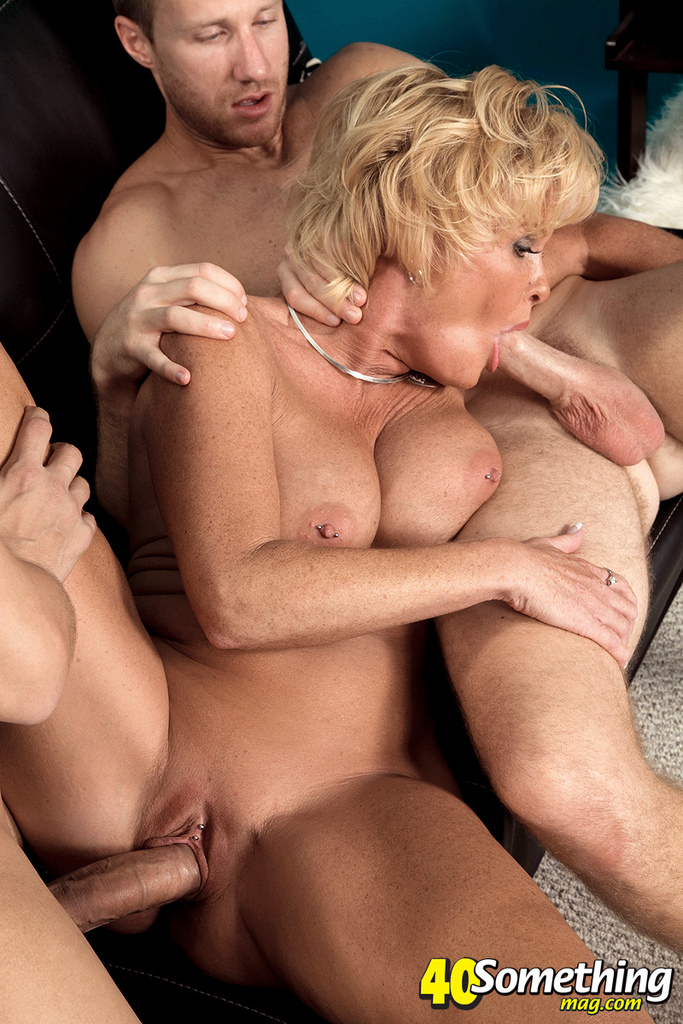 Trixie fucking mature lady