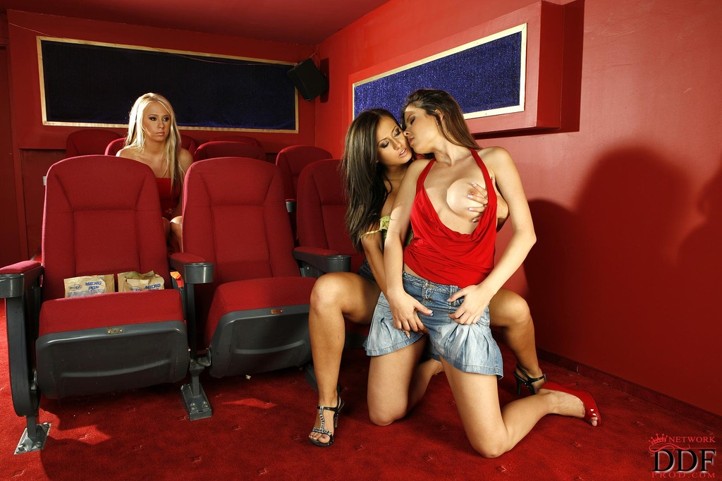 sex in a movie theater