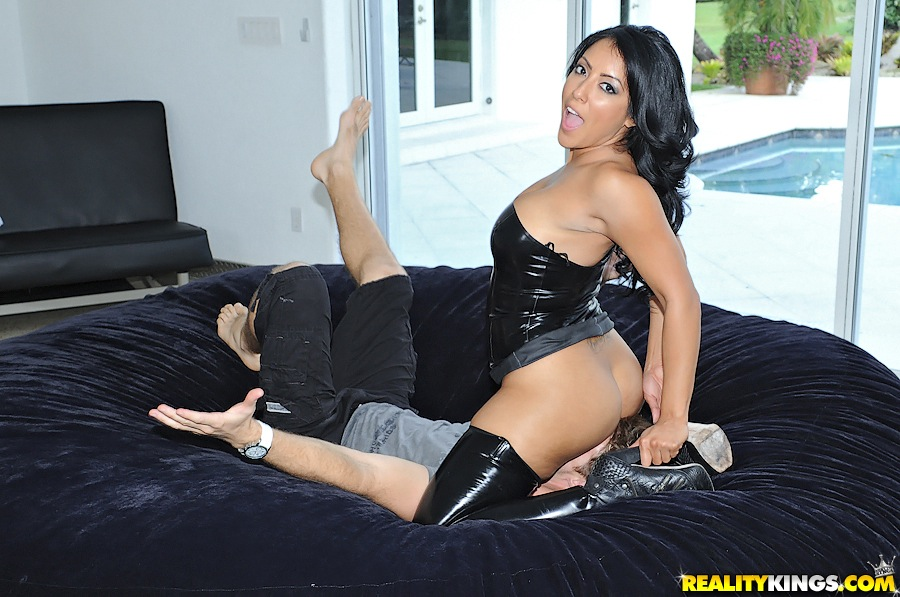 Attractive Latina Milf Kiara Mia captivates her boy in latex dressing and boots porn photo #323812938 | Milf Hunter, Kiara Mia, Ass, Blowjob, Brunette, Close Up, Facesitting, Fetish, Fingering, High Heels, Latex, Latina, MILF, Pussy, Pussy Licking, Reality, Tattoo, mobile porn