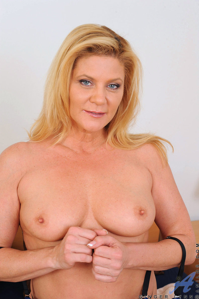 Ginger lynn in stockings