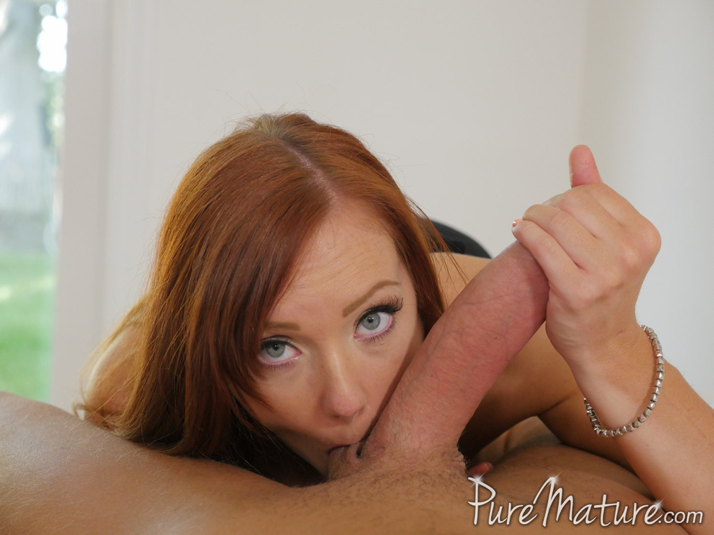 Redhead Mom Dani Jensen lickings a lengthy dingdong until it blows a refill porn photo #320487301 | Pure Mature, Dani Jensen, Ball Licking, Big Cock, Big Tits, Blowjob, Cum In Mouth, Cumshot, Facial, Handjob, MILF, Nipples, Reality, Redhead, mobile porn