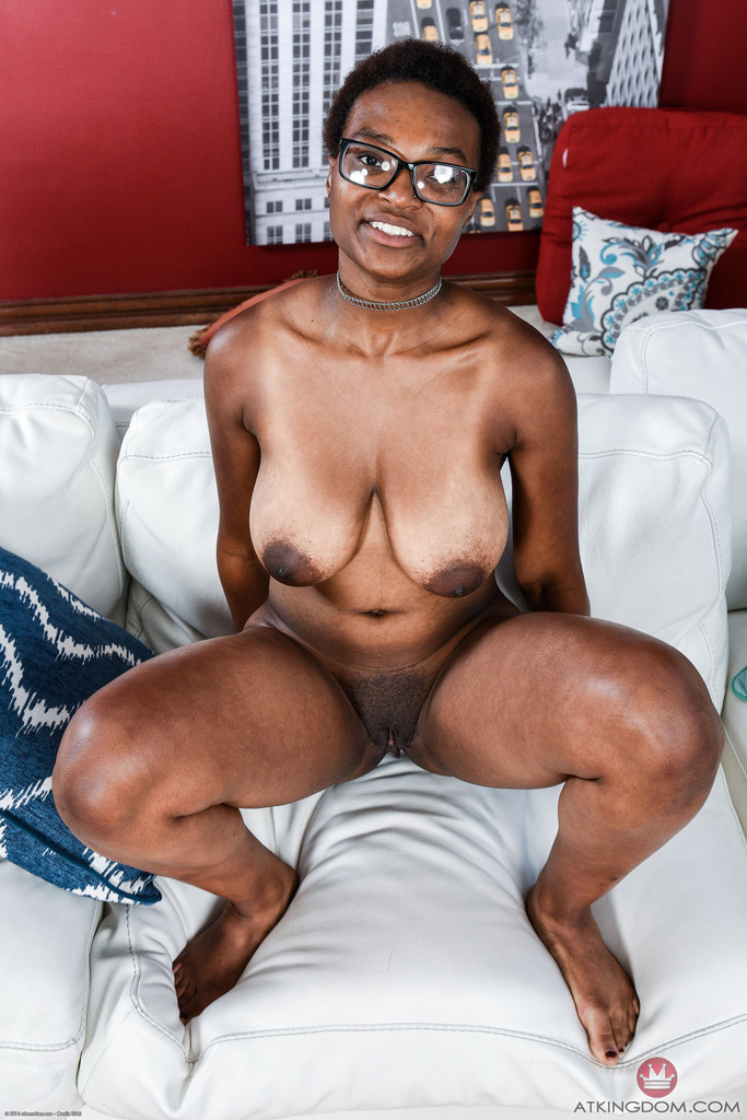 Short Hair Big Tits Solo